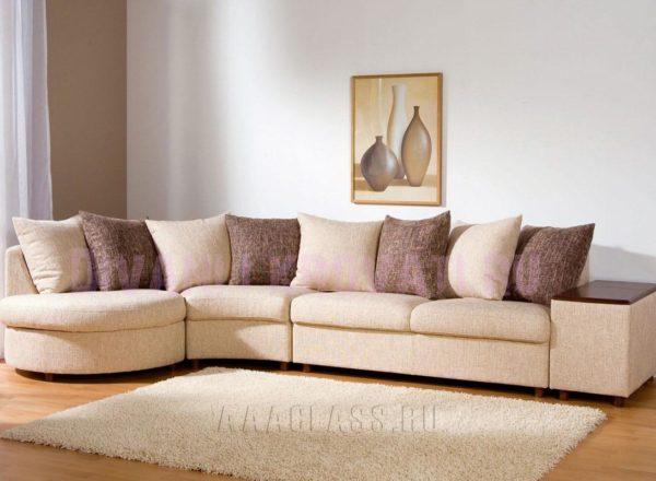 материалы для обивки мягкой мебели: флок, жаккард, шенилл, кожа