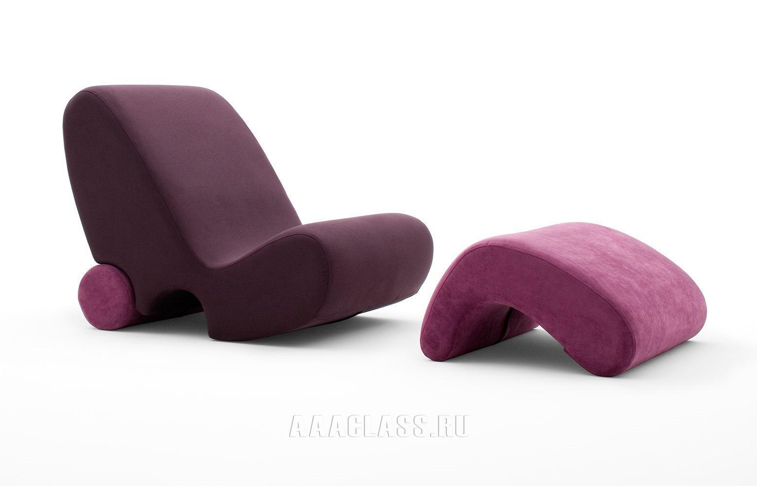 итальянское кожаное кресло для дома
