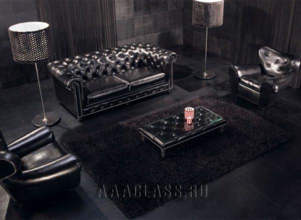 дизайнерский диван российского производства: честер