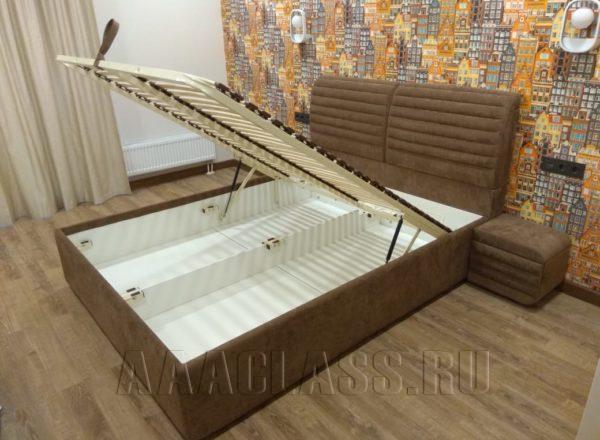 кровать по индивидуальному размеру